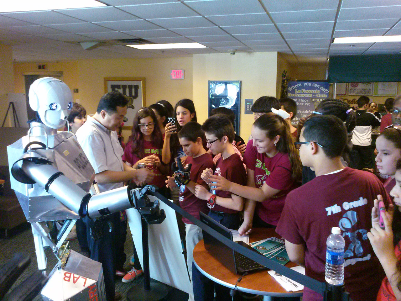 Engineering Expo Day | School of Computing and Information Sciences