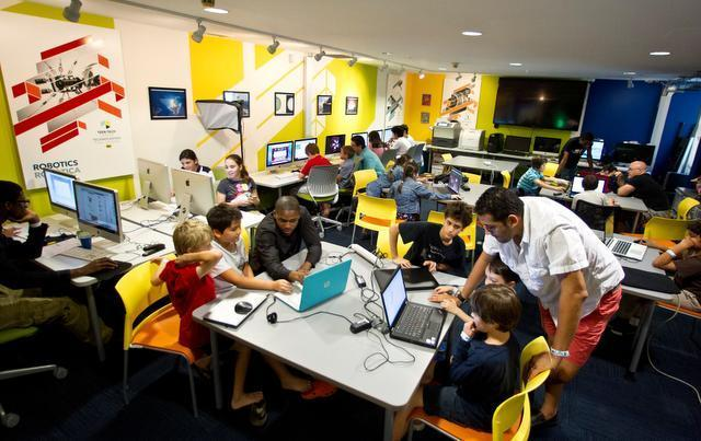 Coderdojo Pembroke Pines | School of Computing and Information Sciences