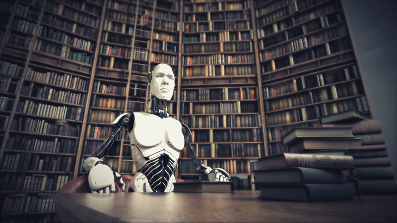Artificial intelligence sheds new light on classic texts | School of Computing and Information Sciences