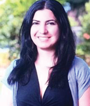 Photo of Karine Megerdoomian