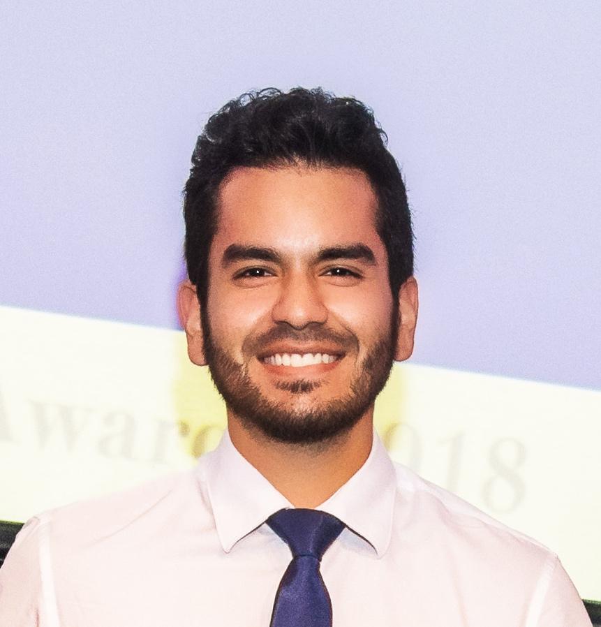 Photo of Cesar Villa-Garcia, FIU Worlds Ahead Graduate
