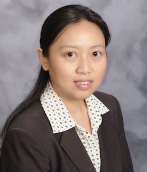 Photo of Lan Wang